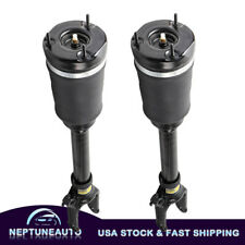 Kit2 Front Air Suspension Spring Bag Struts For Mercedes Benz Gl Class M Class