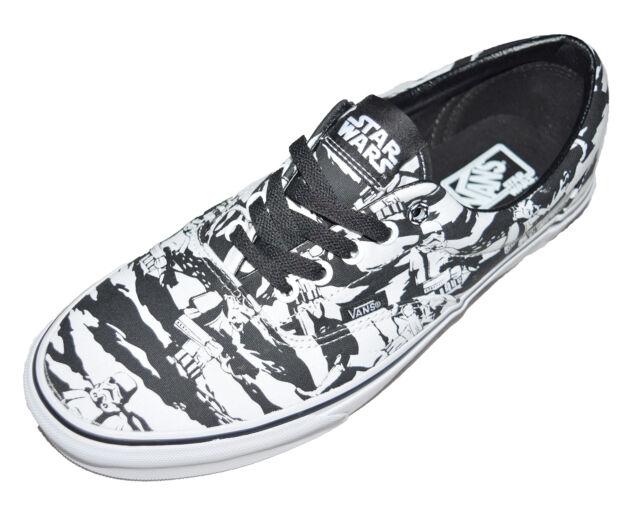 db668413248092 Vans Era Star Wars Darkside Stormtrooper Camo Low Top Boys Shoes Choose Size