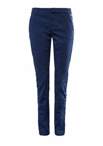 Q-S-designed-by-Gwen-Tapered-crinkle-style-chinos-Size-10-RE078-EE-03