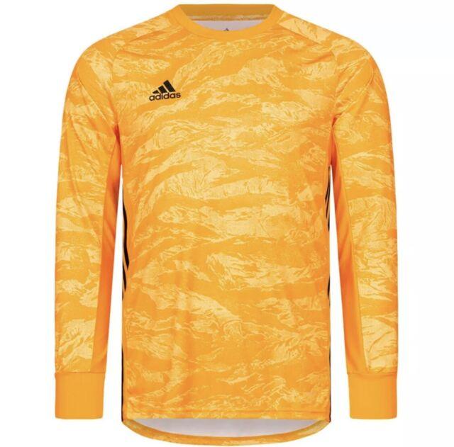 adidas Adipro 19 GK L Goalkeeper Jersey Collegiate Gold DP3140 Sz ...