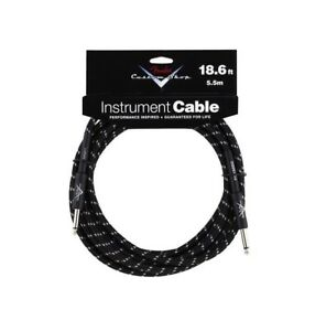 Fender-Custom-Shop-Performance-Series-Cable-18-6-039-Black