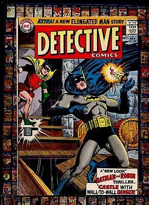 Detective 329 D C Silver Age Comic Batman Elongated Man