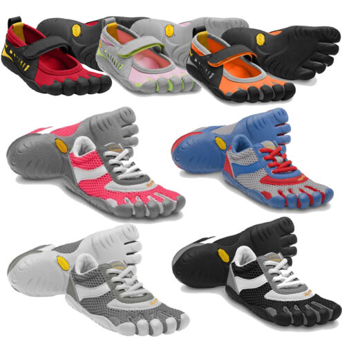 Vibram Fivefingers Kids Youth Sprint KSO Vitesse Chaussures Garçons Filles 29-36 NEUF