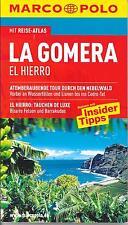 La Gomera El Hierro Nebelwald Cedro-Tal Tauchen Marco Polo Reiseführer Neuwertig