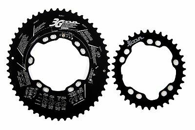 3G Type BCD110 For Shimano//Sram//etc.. DOVAL Cyclocross Chainring 2G