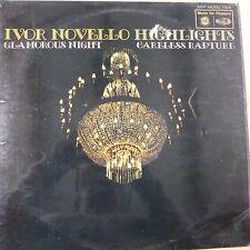 vinyl lp record IVOR NOVELLO Highlioghts, MFP Mono 1159