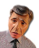 Adult Senator Kerry Half Mask