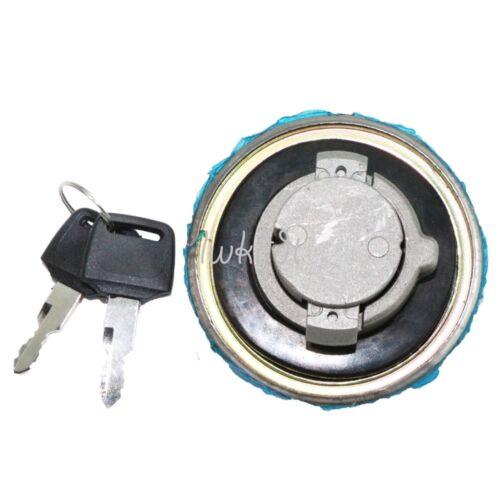 Fuel Gas Cap Cover Lock Set For Honda Shadow ACE Sabre Spirit VT VF 750 Magna US