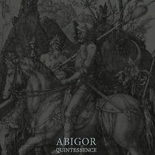 "ABIGOR - QUINTESSENCE LIMITED 2-LP + 7"" ☆☆☆NEU/NEW☆☆☆"