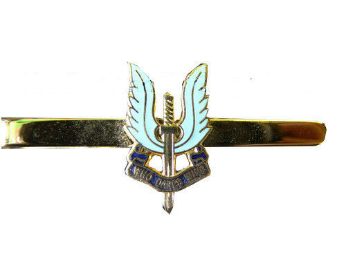 Special Air Service SAS Regimental Military Tie Clip Slide