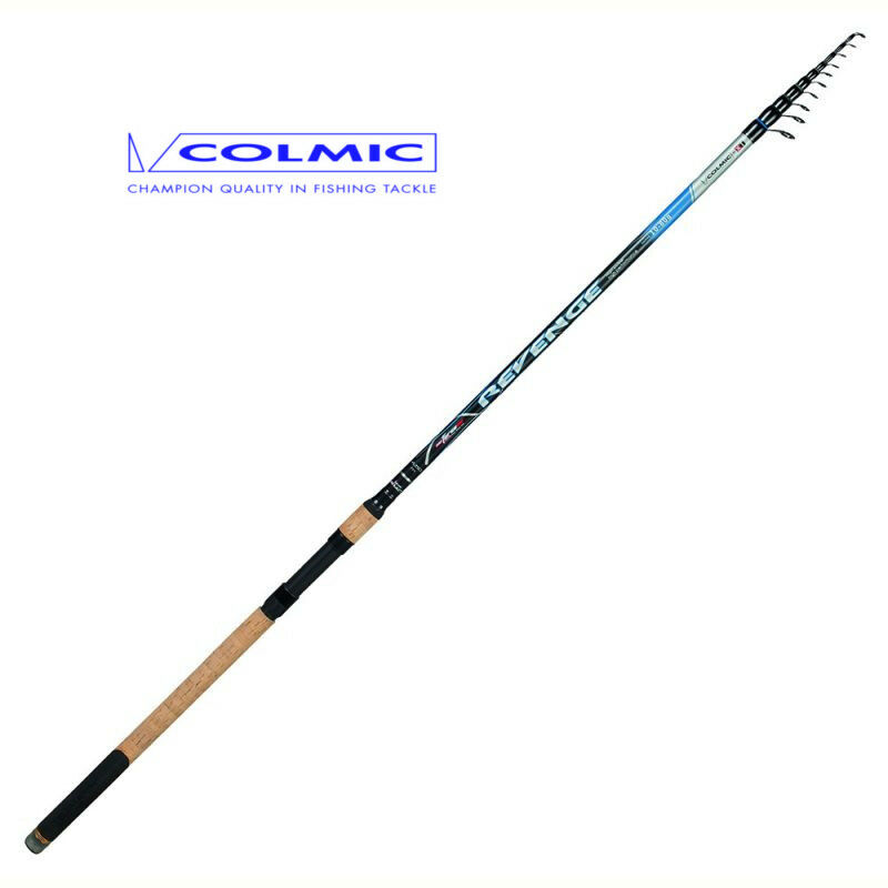 Canna Inglese Colmic Revenge Strong Action 10 - 80 Gr