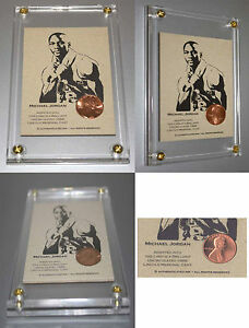 Michael-Jordan-Rookie-1986-Authentic-US-Lincoln-coin-basketball-card-Insert