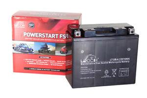 YT12B-BS Leoch YT12B-4 High Performance AGM Sealed Motorcycle Battery