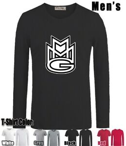 MMG-Maybach-Hip-Hop-Music-Group-Rick-Ross-Design-Men-039-s-Boy-039-s-T-Shirt-Graphic-Tee