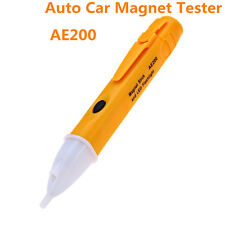 Car Repair Automotive Magnet Tester Non-contact Pen Tool With LED Flashing Light