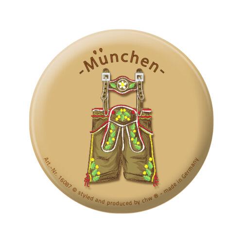 Kuehlschrankmagnet Magnet Button Magnete Muenchen Bayern 16087