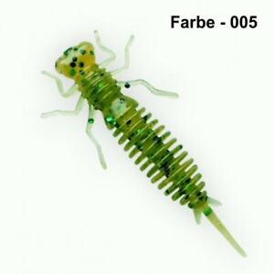Fanatik-Larve-Leurres-en-Gomme-de-Peche-Jig-1-6-034-4-1cm-10-Piece-Couleur-005