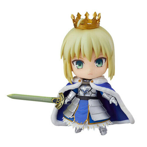 Fate  Grand Order - Saber Altria Pendragon True Name Revealed NendGoldid  600b