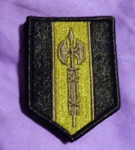 Details about ARMY PATCH, 302ND MANEUVER ENHANCEMENT BRIGADE, MULTICAM,  SCORPION,OD AXE,W/HPT