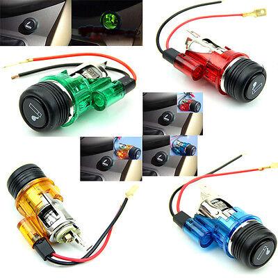 Hotsale 12V 120W Car Motorcycle Boat Cigarette Lighter Power Socket Outlet Plug