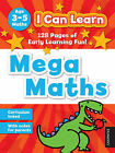 Mega Maths by Egmont UK Ltd (Paperback, 2009)