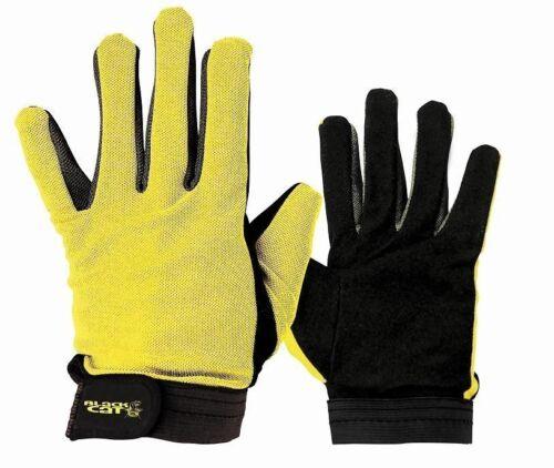 Black Cat CATFISH HANDSCHUHE Catfish glove 1 Paar Wallerhandschuhe Wallergriff