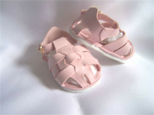 Doll Shoes Fisherman Sandals Pink 80 mm For Reborn Baby ~  REBORN DOLL SUPPLIES