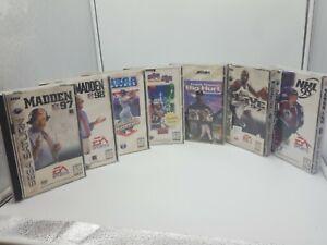 Lot-of-7-Sega-Saturn-Sports-Games-Madden-97-98-Slam-Jam-96-And-More