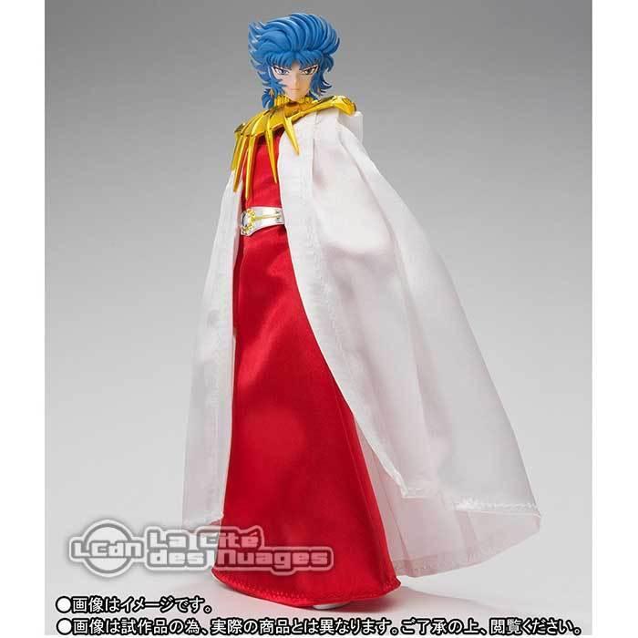 Saint Seiya The Legend of Crimson Youth Myth Cloth Abel God of Sun 17cm BANDAI
