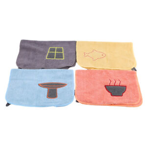 Wash-Cleaning-Towel-Cloth-Car-Microfiber-Absorbent-Polishing-Kitchen-Towel-LD