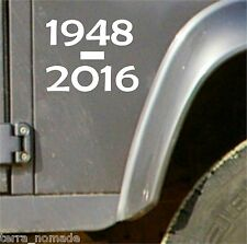 1948 2016 Land Rover Defender 90 110 Stickers, Series Decal, Vinyl,