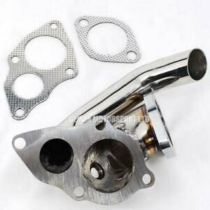 EVO-1-2-3-GSR-RS-TD05-Turbo-Elbow-Downpipe-Screamer-Pipe-Stainless