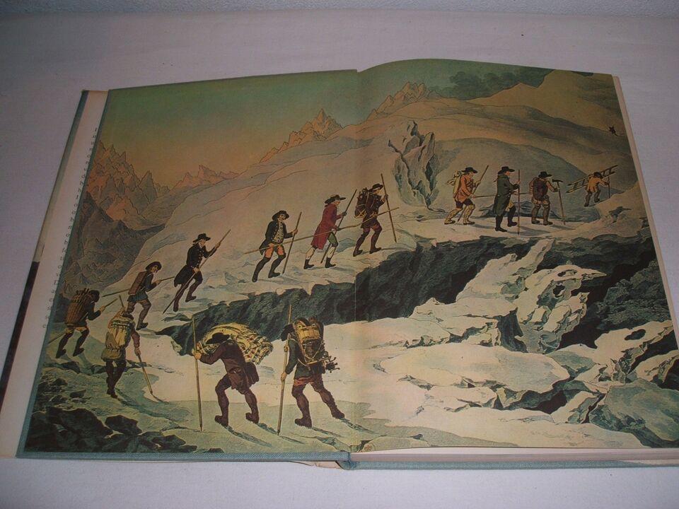 Bjergenes erobring, Eric Shipton, emne: historie og
