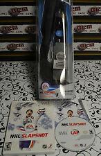 NHL Slapshot Disc with Hockey STICK Wii, *Works on WiiU *