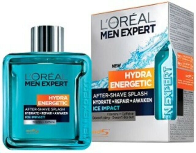 l oreal men expert hydra energetic after shave