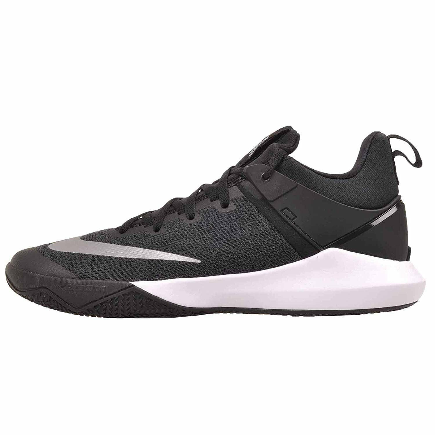 Nike nk897811 001 Zoom Shift TB Men's Basketball shoes Black White