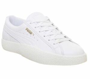 Chaussures-Femme-Puma-Love-Baskets-PUMA-blanc-Marshmellow-Baskets-Chaussures