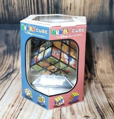 Rubik/'s cube ~ The DISNEY Theme Park Edition ~ New in Box