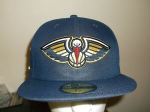 43c0b19e Details about New Orleans Pelicans New Era 59fifty fitted hat - Size 7 1/2  nwt Free Ship