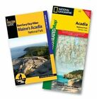 Best Easy Day Hiking Guide and Trail Map Bundle: Acadia National Park by Dolores Kong, Dan Ring (Mixed media product, 2015)