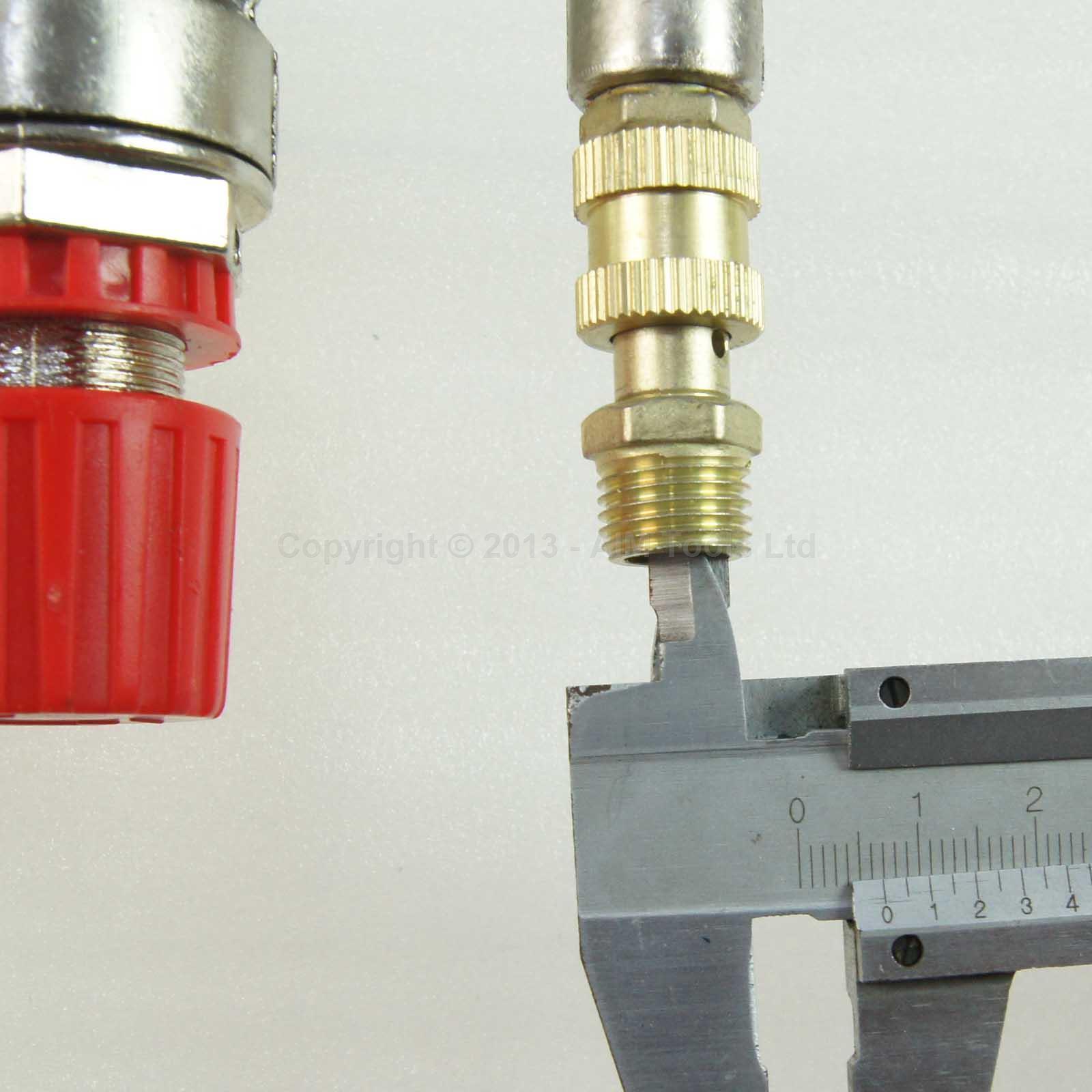 SP24113302 Air Compressor Schalter Halter Basis mit Ventilen und Regler