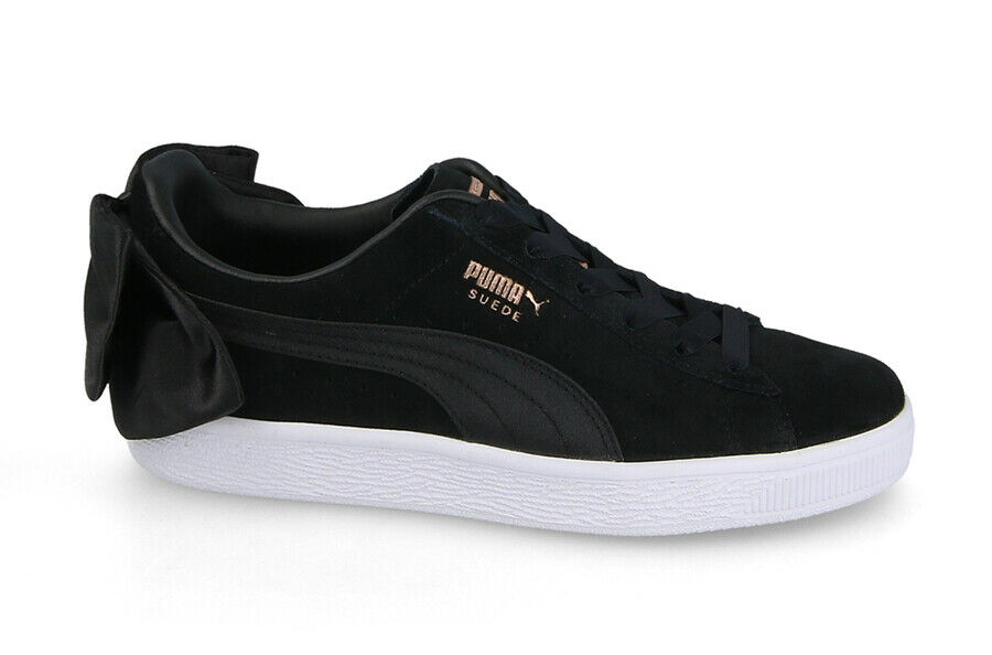 WOMEN'S SHOES SNEAKERS PUMA SUEDE BOW WNS [367317 04]