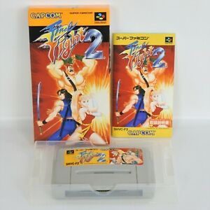 FINAL-FIGHT-2-II-Super-Famicom-Nintendo-sf