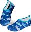 thumbnail 22 - IceUnicorn Water Socks for Kids Boys Girls Non Slip Aqua Socks Beach Swim Socks