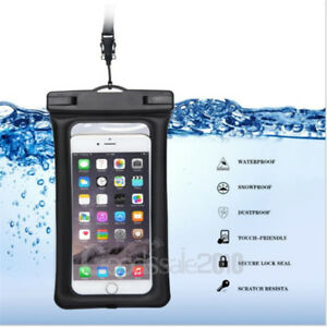 online store 1f7cd 7a6ec Details about Waterproof Bag Underwater Pouch Dry Case Cover For iPhone  Cell Phone Touchscreen