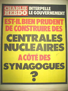 CHARLIE-HEBDO-N-517-CENTRALES-NUCLEAIRES-GILBERT-BECAUD-PAR-SINe-REISER-1980