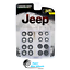 Greenlight-1-64-Auto-Body-Shop-Series-1-Jeep-Wheels-amp-Tires-Set thumbnail 1