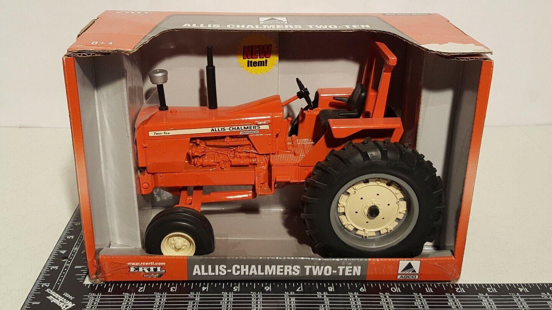 Ertl Allis Chalmers Two-Ten 1/16 diecast tractor replica collectible
