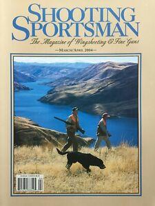VINTAGE-PIGEON-GUNS-HUNTING-ON-HORSEBACK-Mar-2004-SHOOTING-SPORTSMAN-Magazine