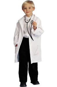 Brand New Mad Doctor Child Halloween Costume